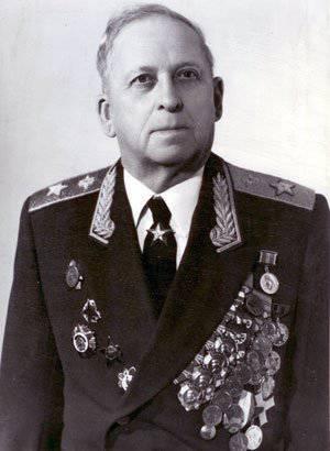 Пересыпкин на пенсии. 1976 г.