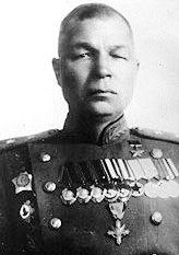 Генерал-лейтенант Симоняк. 1946 г.