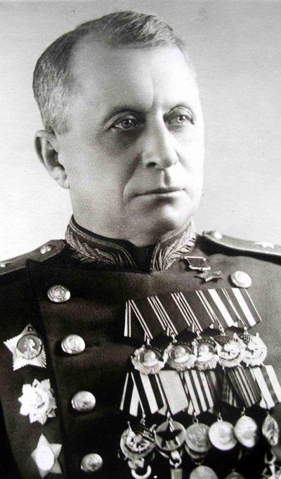 Перхорович Ф.И. 1946 г.