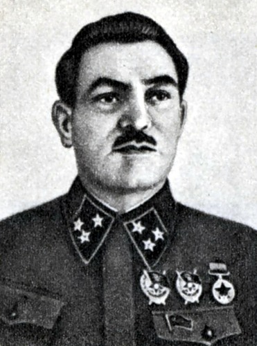 Генерал-лейтенант Смирнов. 1941 г.