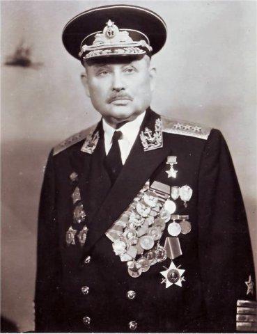Октябрьский (Иванов) Филипп Сергеевич (11.10.1899—08.07.1969)