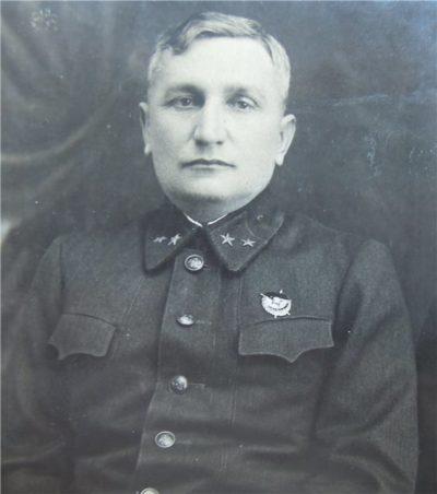 Генерал-майор Петрушевский. 1941 г.