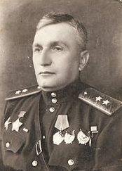 Генерал-лейтенант Петрушевский. 1943 г.