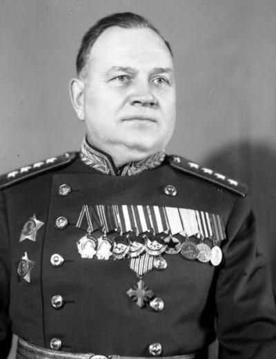 Хрулёв Андрей Васильевич (18.09.1892 – 09.06.1962)