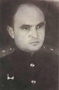 Командир эскадрильи И-15 А.С. Благовещенский.