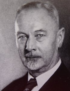 Руководитель экспедиции Альфред Ричер.