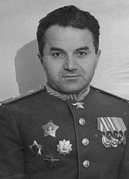 Худяков Сергей Александрович (25.12.1901 – 18.04.1950)