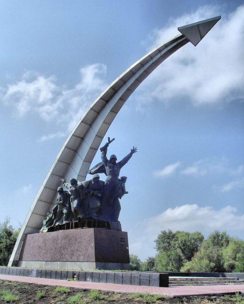 Монумент «Штурм».