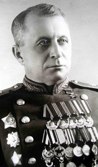 Перхорович Франц Иосифович (27.05.1894 – 11.10.1961)