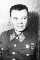 Генерал-майор Поленов. 1941 г.