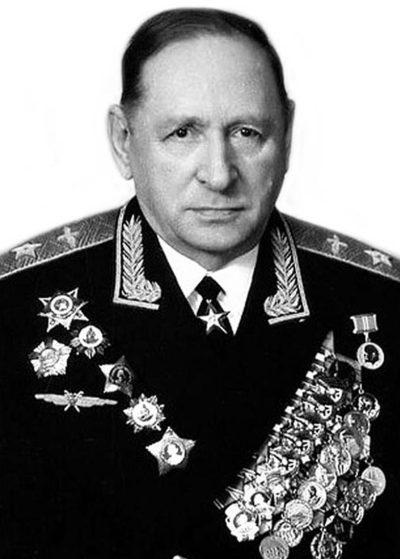Маршал авиации Скрипко. 1980 г.