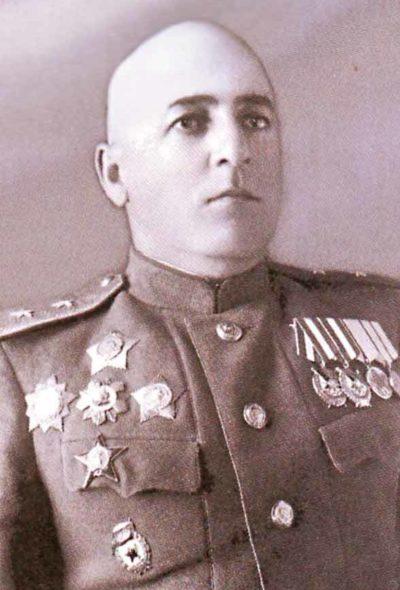 Чанчибадзе Порфирий Георгиевич (26.12.1901 – 14.03.1950)