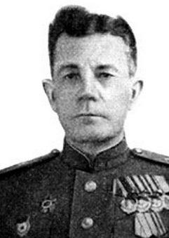 Генерал-лейтенант Поленов. 1943 г.