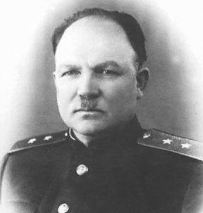 Генерал-лейтенант Соколов. 1943 г.