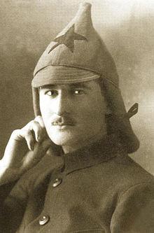 Василий Соколовский. 1919 г.