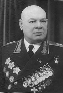 Пухов Николай Павлович (25.01.1895 – 28.03.1958)