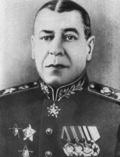 Шапошников Борис Михайлович (02.10.1882—26.03.1945)