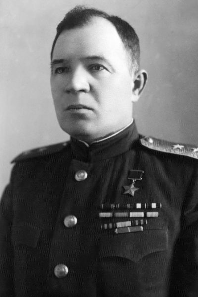 Шафранов Пётр Григорьевич (09.01.1901 – 04.11.1972)