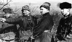 Петров И.Е. Севастополь. 1942 г.
