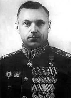 Рокоссовский Константин Константинович (09.12.1896—03.08.1968)