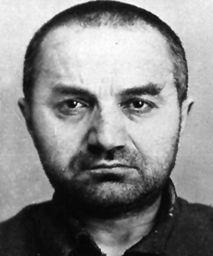 Худяков перед расстрелом. 1950 г.