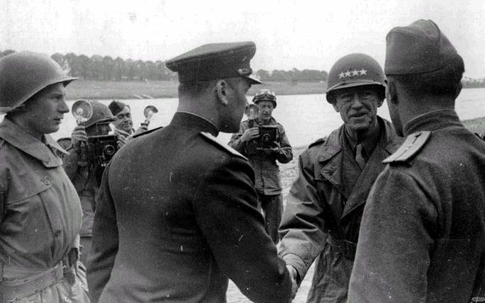 «Генеральские встречи». 25 апреля 1945 г.