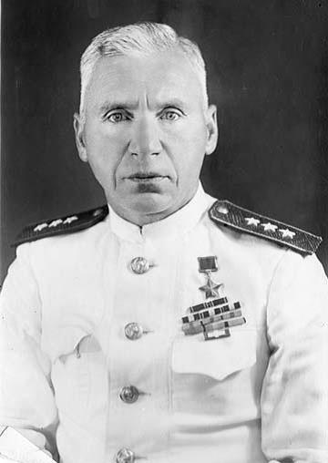 Генерал-полковник Цветаев. 1948 г.