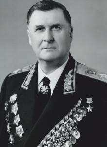 Маршал Соколовский. 1965 г.