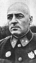 Генерал-майор Чанчибадзе. 1942 г.
