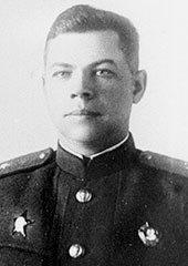Генерал-майор Тарасов. 1944 г.