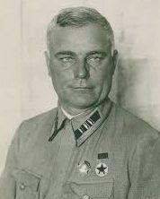 Полковник Фомин. 1940 г.