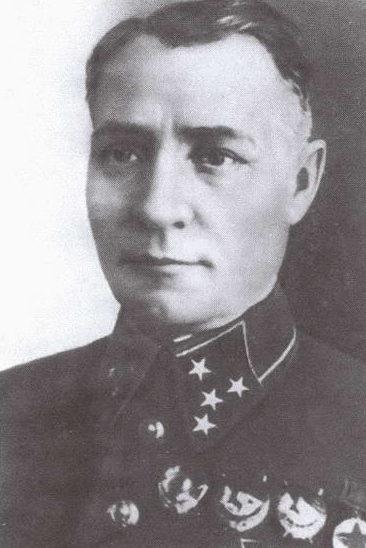 Генерал-полковник Черевиченко. 1942 г.