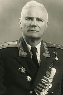 Генерал-лейтенант Фомин. 1965 г.