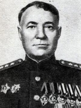 Генерал-полковник Черевиченко. 1943 г.