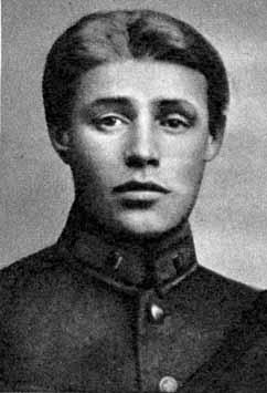 Маркиан Попов. 1925 г.