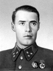 Генерал-лейтенант Попов. 1941 г.