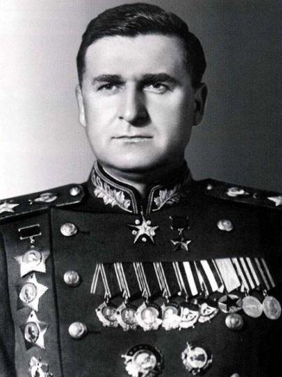 Соколовский Василий Данилович (09.07.1897 – 10.05.1968)