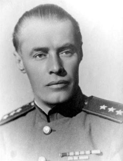 Генерал-полковник Попов. 1943 г.