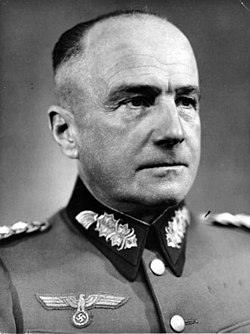 Вальтер фон Браухич.