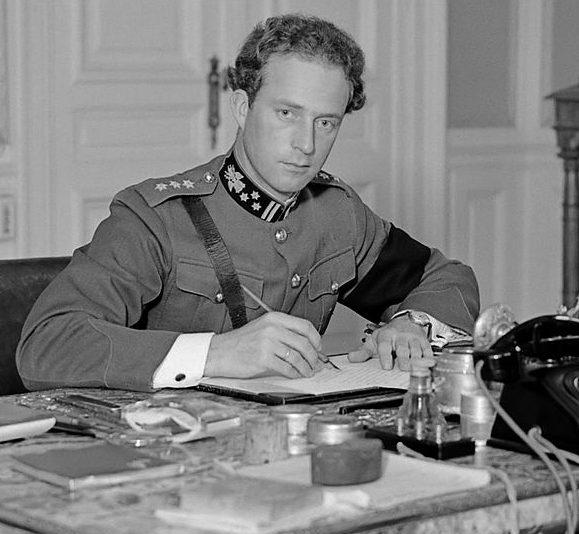 Король Бельгии Леопольд III – ярый сторонник нейтралитета.