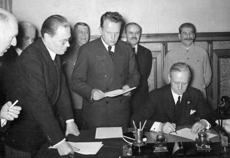 Подписание договора в Кремле.