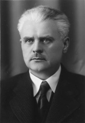 Премьер-министр Литвы Антанас Меркис.