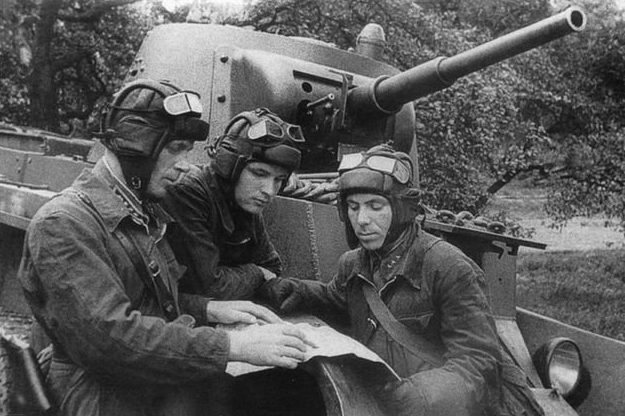 В канун обороны Смоленска. 1 июля 1941 г.
