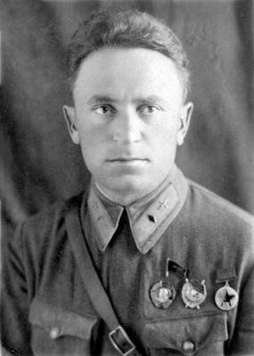 Сергей Денисов. 1938 г.
