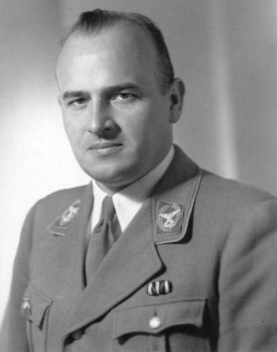 Губернатор Генерал-губернаторства – Ганс Франк.