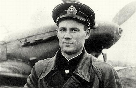 Герой Советского Союза подполковник Авдеев. 1943 г.