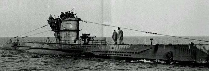 Немецкая подлодка «U-47».
