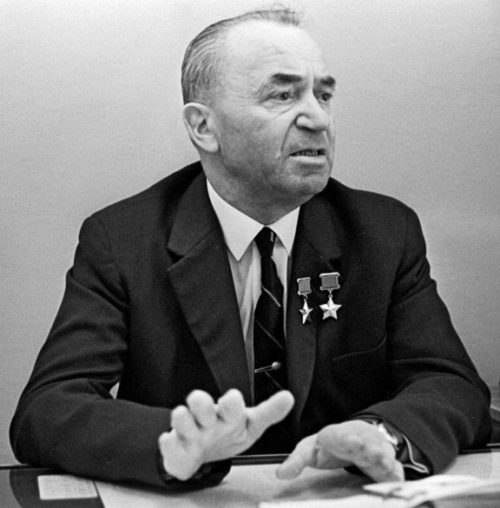 Денисов. 1966 г.