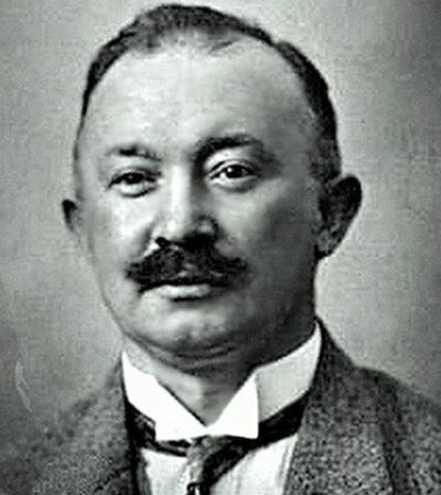 Основатель знаменитого бренда «Hugo Boss» Hugo Ferdinand Boss.