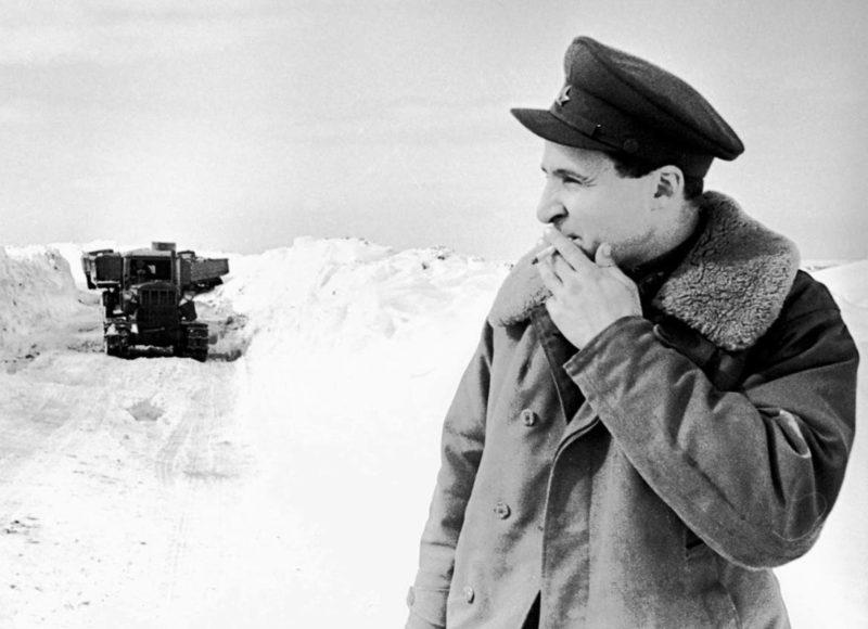 Дорога в Мурманск. Декабрь 1941 г.